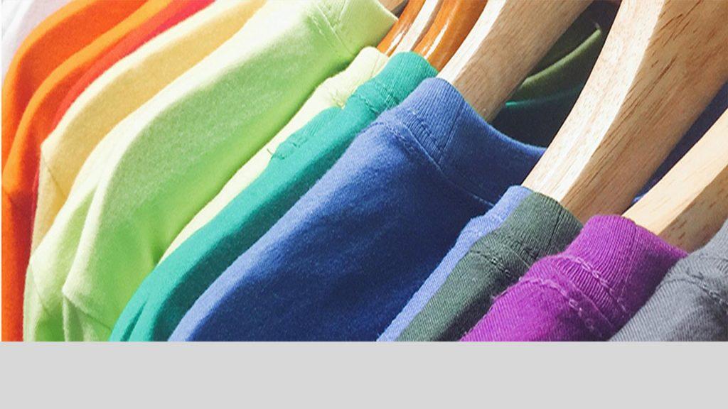 áo thun đồng phục vải cotton