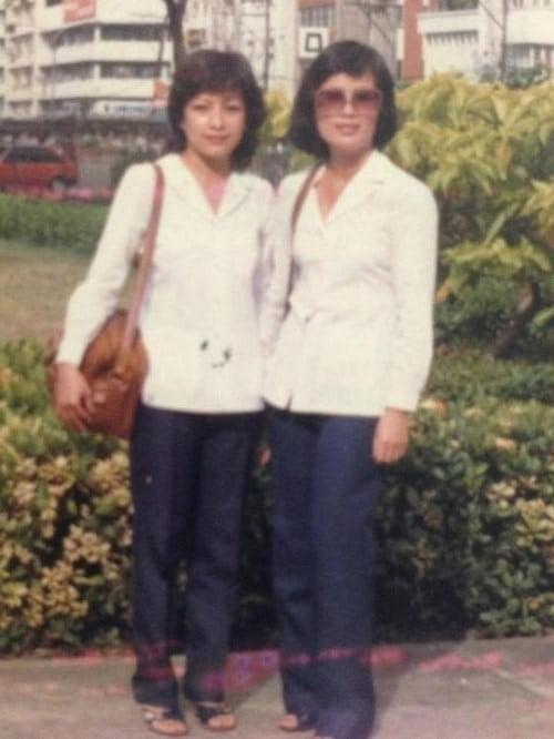 Trang phục tiếp viên hàng không Vietnam Airline thời kì đầu