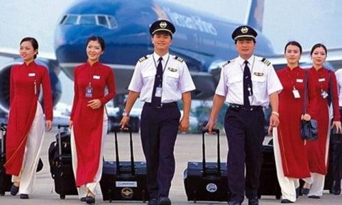 Lần thứ 5 Vietnam Airline thay đổi đồng phục