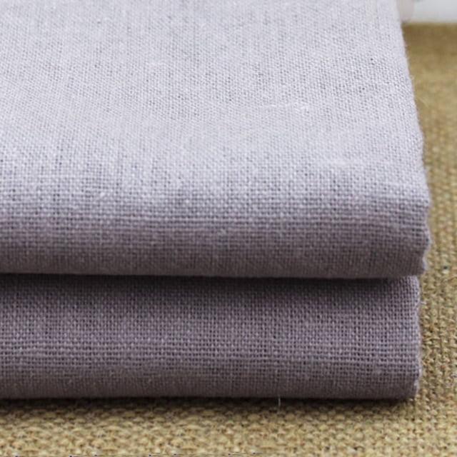 Vải lanh mang đến cảm giác rất thoải mái, mát mẻ