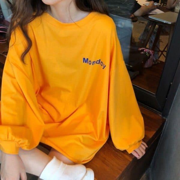 áo phông oversize là gì