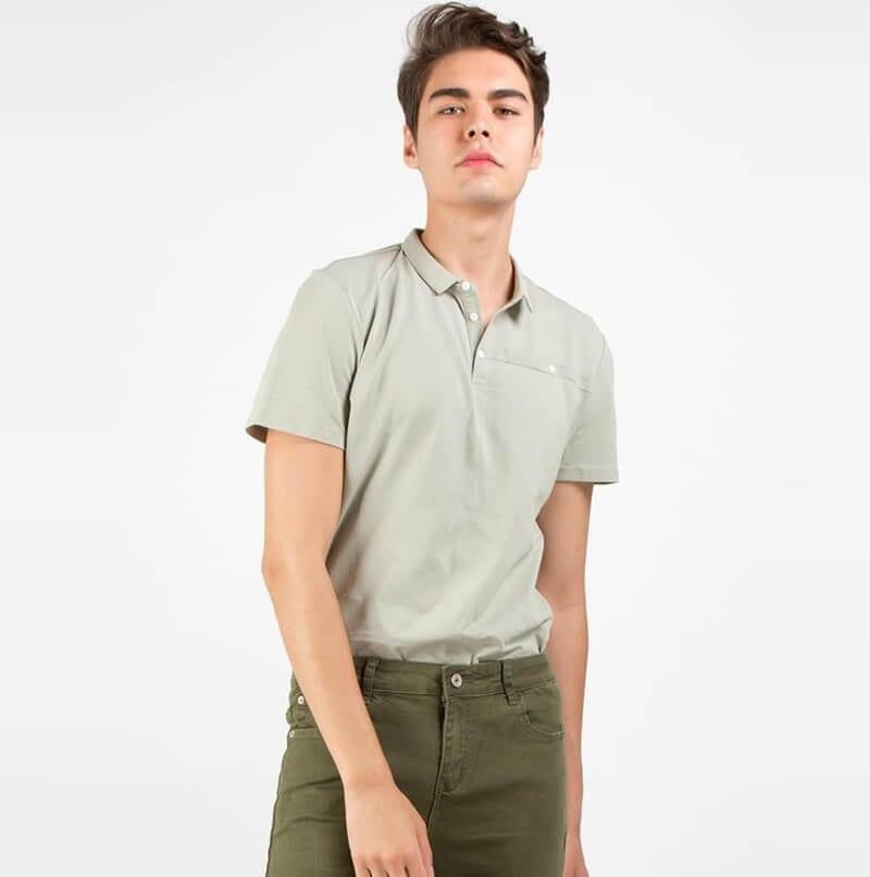 áo polo slim fit