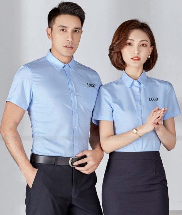 áo sơ mi đồng phục đẹp
