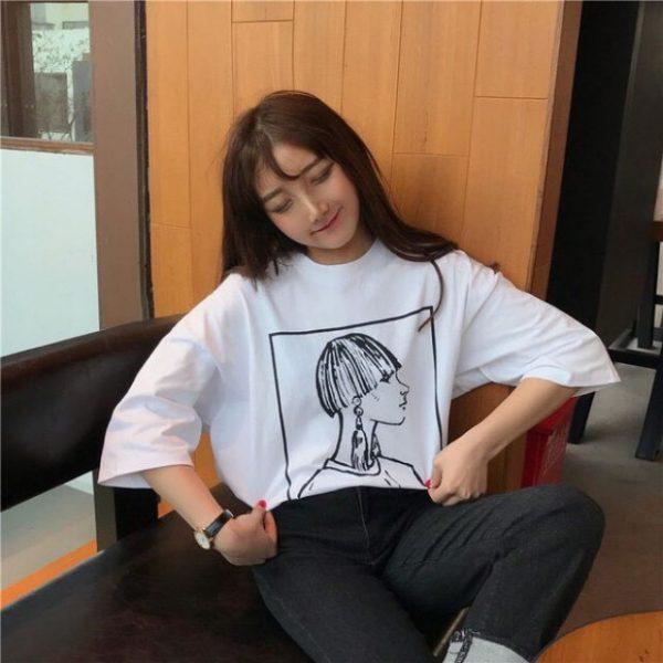áo thun nữ dài tay hàng hiệu