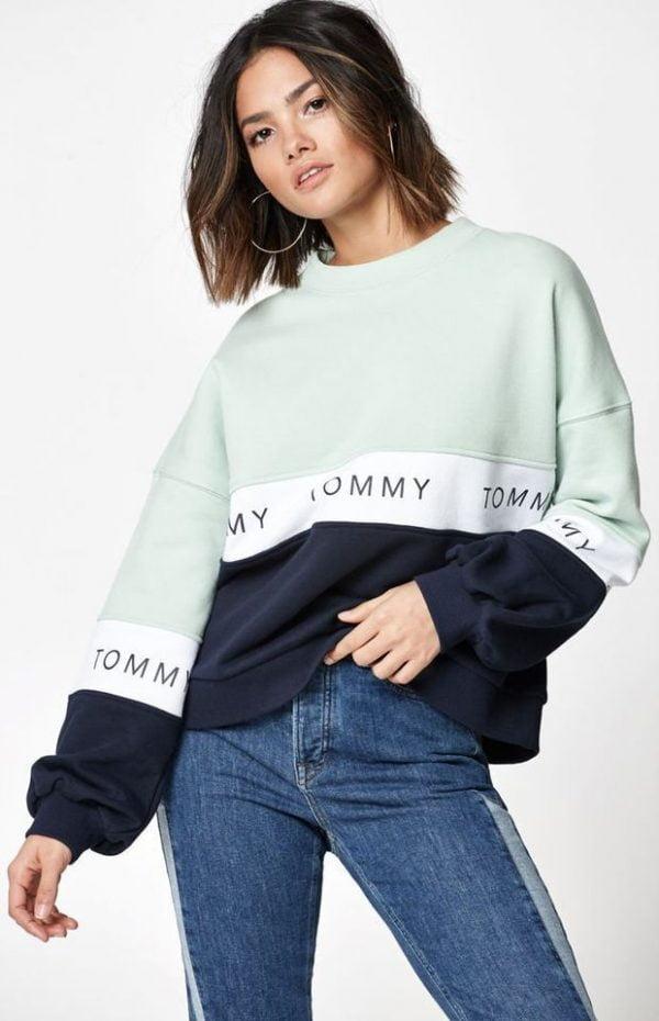 áo thun tommy cho nữ