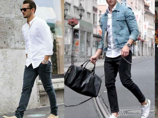 jeans thời trang công sở