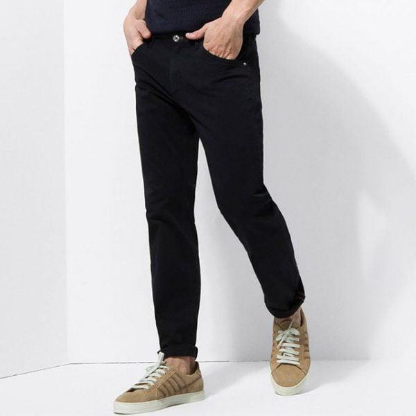 quần kaki giả jeans