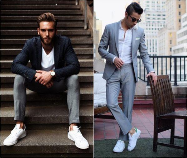 thời trang công sở vest nam