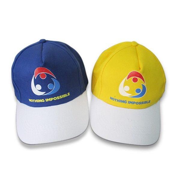 Mũ nón đồng phục mẫu 1