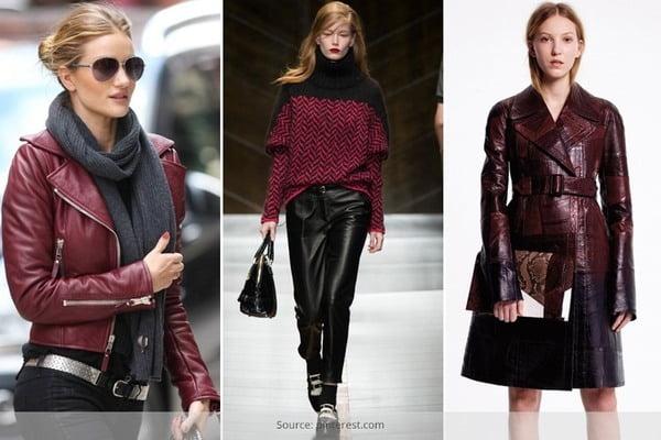 cập nhật xu hướng thời trang 2021