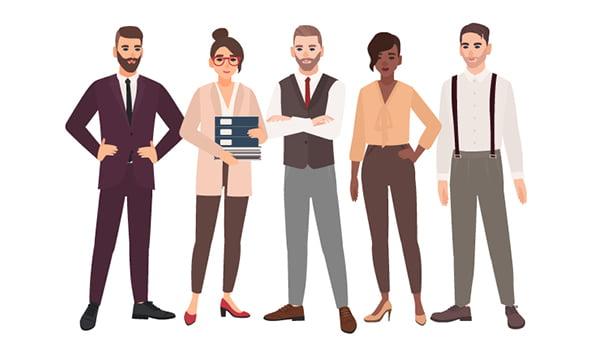 quy định về trang phục đi làm