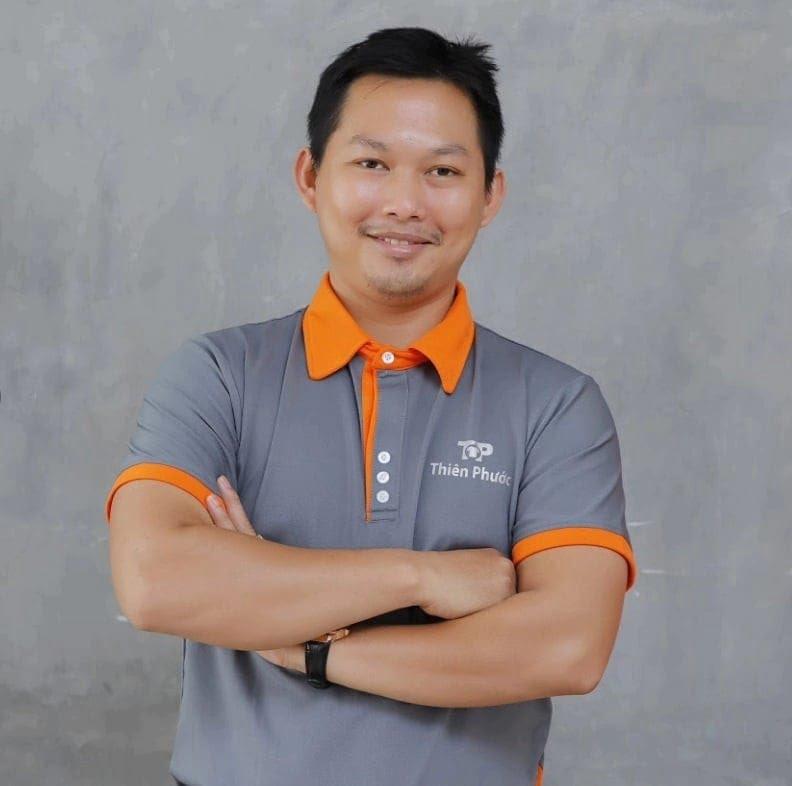 Phạm Ngọc Trung - CEO tại Đồng Phục Thiên Phước