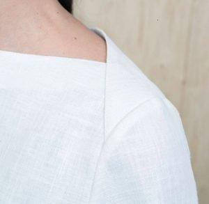 Phần mép của trang phục