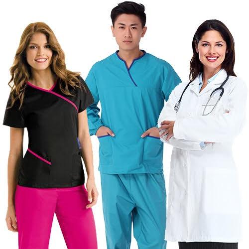 đồng phục cho bác sĩ