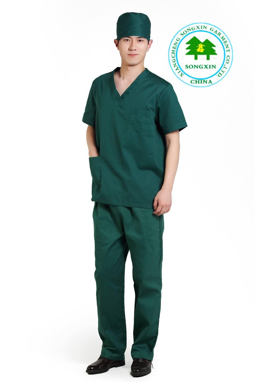 quần áo bác sĩ