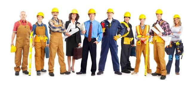 đồng phục xây dựng