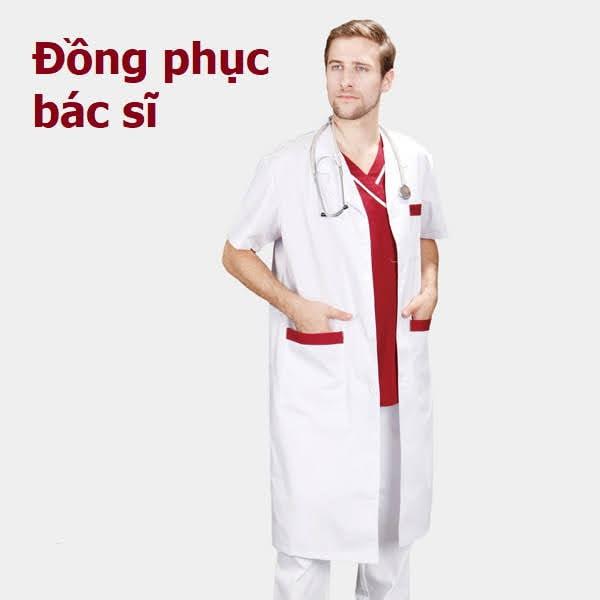nhiều mẫu đồng phục cho bác sĩ đẹp