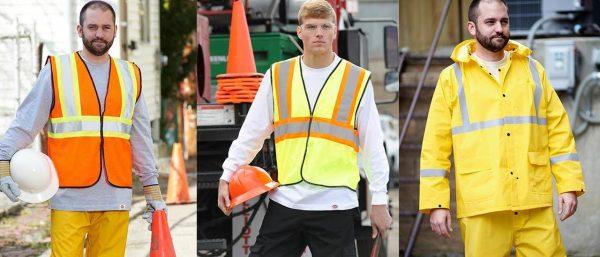 áo phản quan công nhân xây dựng