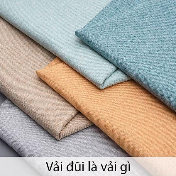 vải đũi là gì