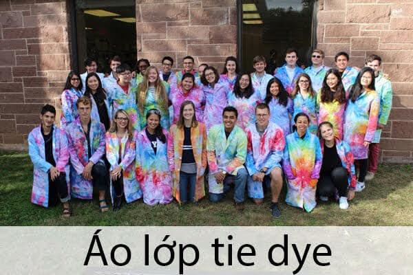 áo tie dye