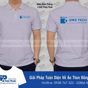 Áo thun đồng phục công sở GMS Tech