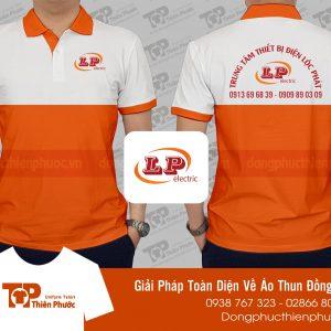 Đồng phục công ty Lộc Phát