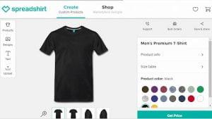 phần mềm thiết kế áo team online đơn giản