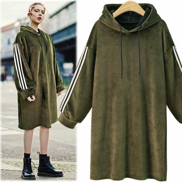 Áo hoodie dáng suông - Đồng Phục Thiên Phước