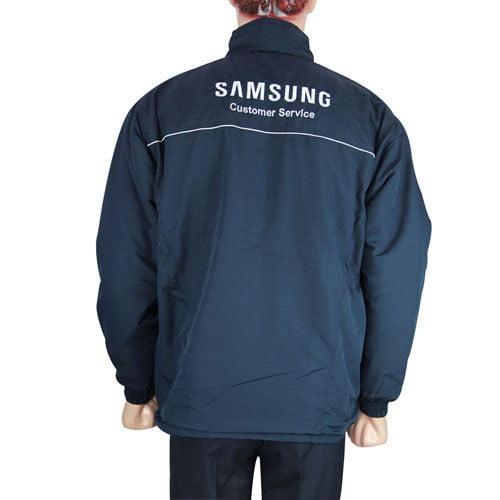 áo khoác đồng phục samsung đẹp - Đồng Phục Thiên Phước