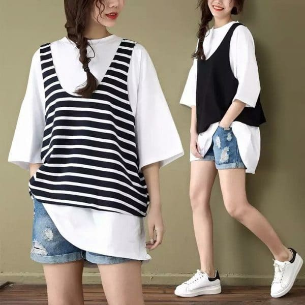 áo thun oversize cho nữ