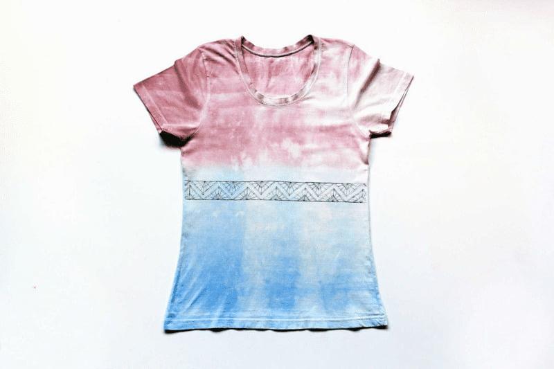 cách khắc phục quần áo ra màu - Đồng Phục Thiên Phước