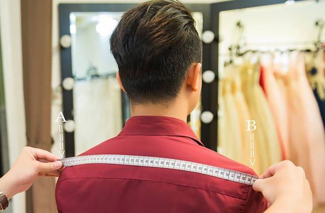 cách may đo trang phục