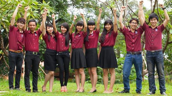đồng phục các trường đại học tại tphcm - Đồng Phục Thiên Phước