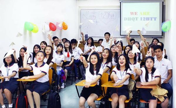 đồng phục của các trường đại học tại hcm - Đồng Phục Thiên Phước