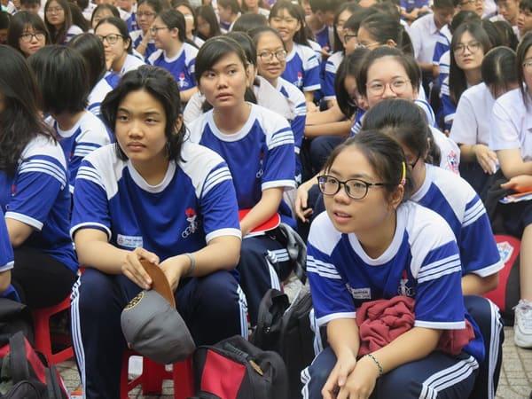 đồng phục của các trường đại học tại tp hcm - Đồng Phục Thiên Phước