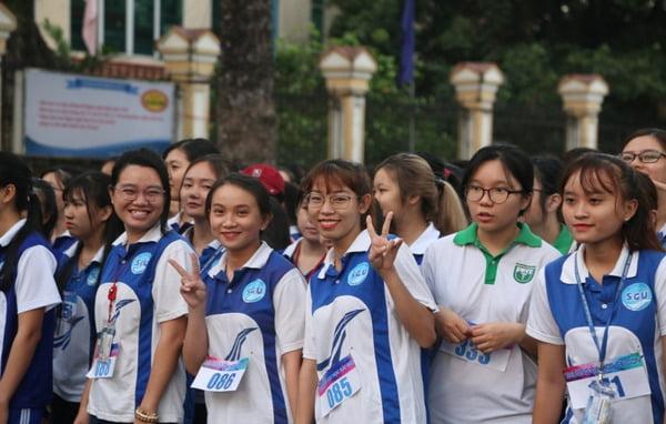 đồng phục của các trường đại học - Đồng Phục Thiên Phước
