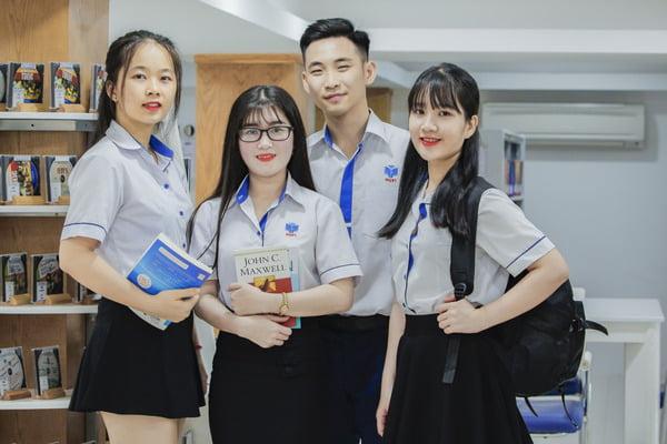 đồng phục của đại học - Đồng Phục Thiên Phước