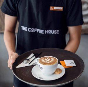 đồng phục của the coffee house | Đồng Phục Thiên Phước