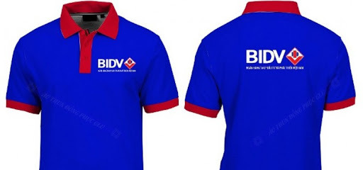 đồng phục ngân hàng bidv - Đồng Phục Thiên Phước