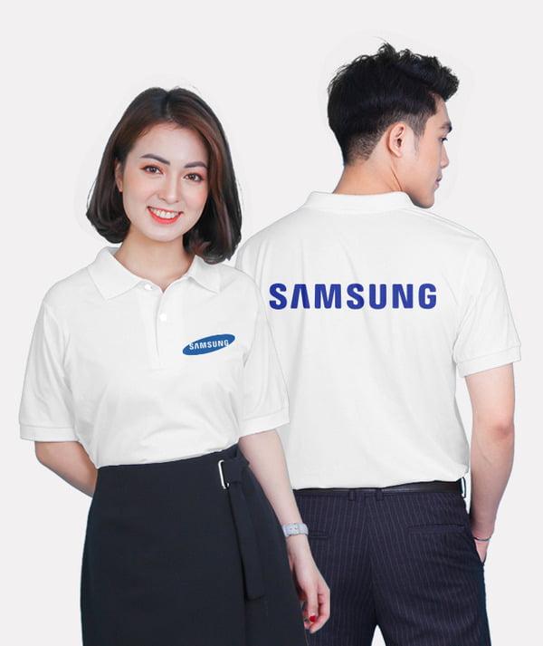 đồng phục samsung - Đồng Phục Thiên Phước