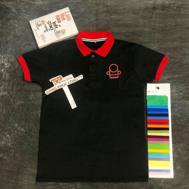 Một trong các mẫu đồng phục mà Thiên Phước thiết kế.