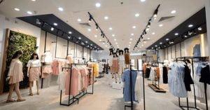 kinh nghiệm mở cửa hàng bán quần áo