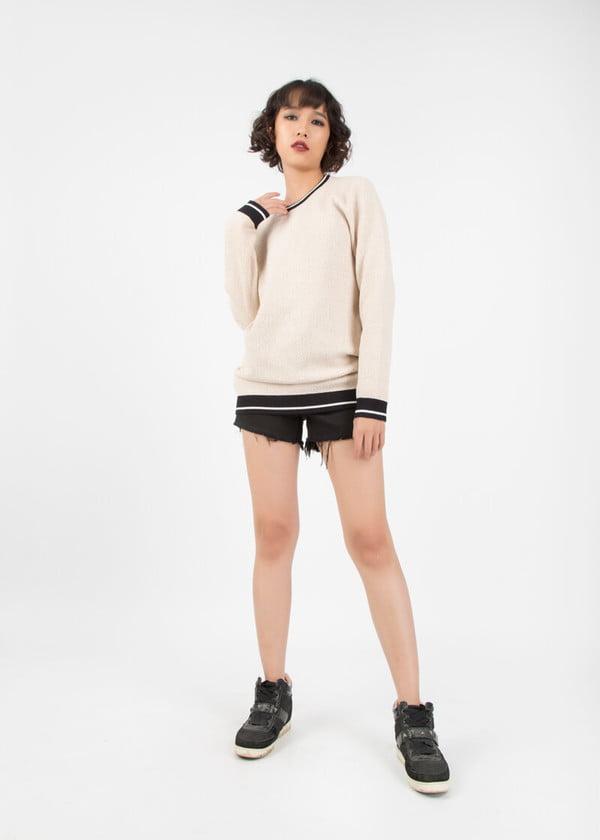 mẫu áo sweater - Đồng Phục Thiên Phước