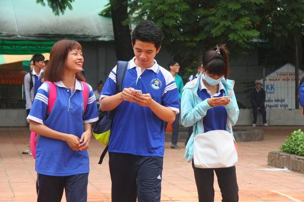 mẫu đồng phục của các trường đại học tphcm - Đồng Phục Thiên Phước