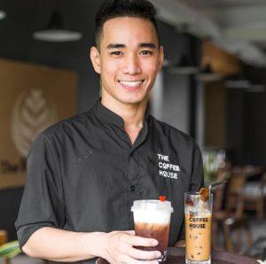 mẫu đồng phục the coffee house - Đồng Phục Thiên Phước