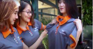 mẫu mã áo đồng phục the coffee house tại Thiên Phước - Đồng Phục Thiên Phước