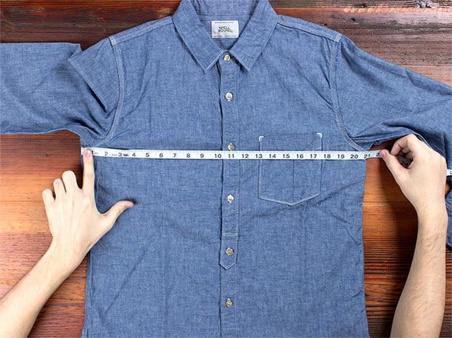 may đo đồng phục