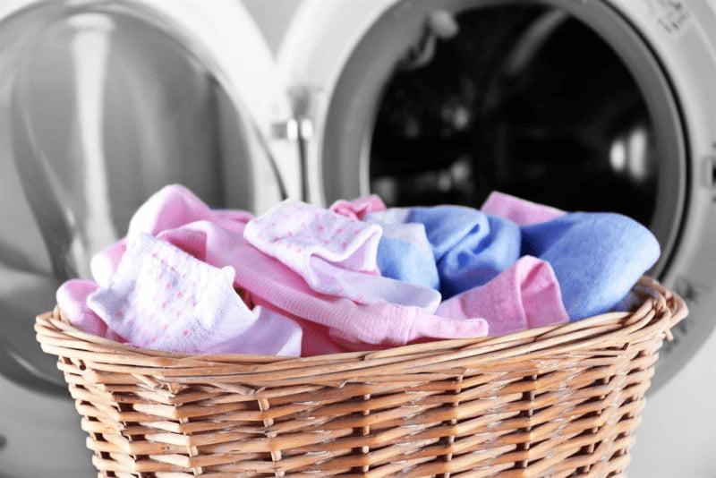 quần áo ra màu phải làm sao - Đồng Phục Thiên Phước