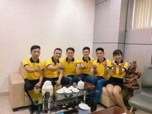 sacombank uniforms - Đồng Phục Thiên Phước