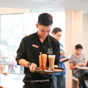 the coffee house uniforms - Đồng Phục Thiên Phước